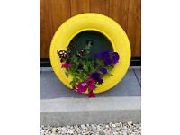 Summer Tyre Planters