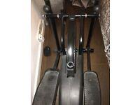 Excerise bike / cross trainer