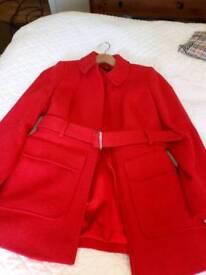 Ladies 3 1/4 length coat