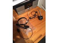 2 Xbox 360 headsets and mics