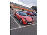 Smart Roadster 699CC 11 months M.O.T