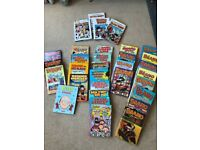 Assortment of Beano, Bash Street and Dandy annuals