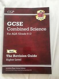 GCSE AQA Combined Science Revision Guide