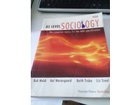 AS Level Sociology AQA for sale  London