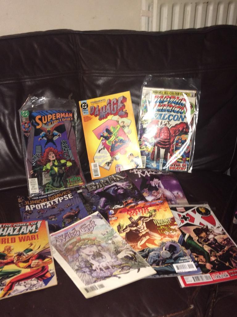 Bunch of comics