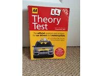 AA Theory Test book