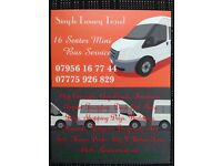 Minibus Hire, Guranteed the CHEAPEST Price Promise or give you back Double the Difference.