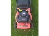Mount field Hp 454 petrol lawnmower