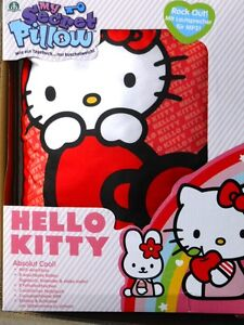 Hello Kitty NEU My Secret Pillow MP3 Anschluss - <span itemprop='availableAtOrFrom'>Krumbach, Österreich</span> - Hello Kitty NEU My Secret Pillow MP3 Anschluss - Krumbach, Österreich