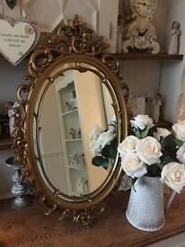Stunning vintage ornate mirror
