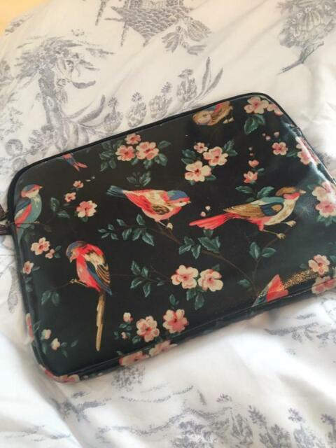 """new style d5a72 3a69c Cath Kidston bird print MacBook 13"""" case 