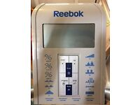 Reebok cross trainer different functions . Works arms and legs . Buyer collects