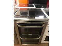 60CM STAINLESS STEEL ELECTROLUX ELECTRIC COOKER