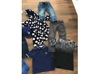 Bundle bits clothes