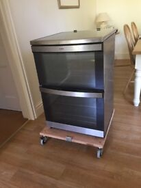 AEG Electric Double Oven Induction Cooker