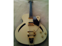 Rare , Collectors 2000 Gretsch G 3156 Historic Series Streamliner Electric Guitar for sale
