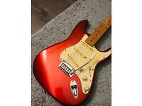 Squier Standard Series Stratocaster Guitar by Fender