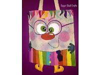 Alba Rainbows The little bag people Handcrafted carrier bags