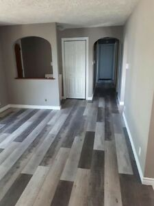 Beautiful Renovated Main Floor House in Dieppe for Rent
