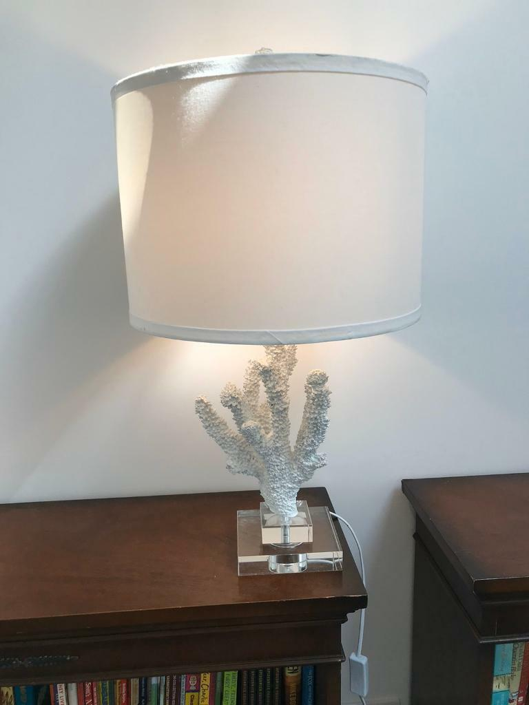 Lamp Light In East Horsley Surrey