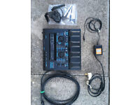 Roland GR-30 guitar synth + GK3 pickup + cable + power supply