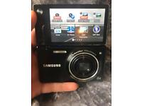 Samsung MV800 16.1mp digital camera - touch screen- black