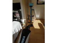 Total Gym, all over body workout, rarely used, no scratches. Well worth the price STILL AVAILABLE