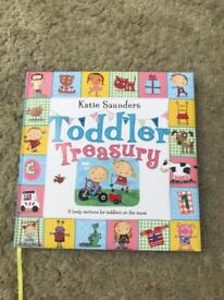 Brand new toddler book