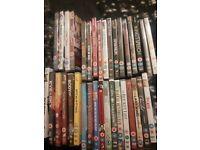 51 SEALED dvds