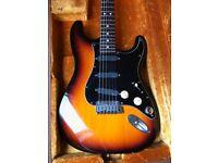 Fender American Standard Strat 1991 Sunburst - Great Bargain!