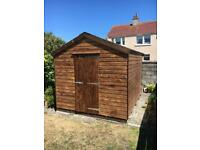SHEDS, SUMMER HOUSES, STABLES AND MORE