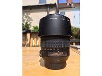 Nikon DX AF-S 55-200 F4-5.6 Telephoto Lens