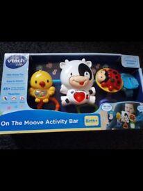 Brand new activity bar