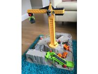 Quarry set construction toy from early learning centre. Quarry set with accessories!