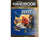 Arrl handbooks and various books