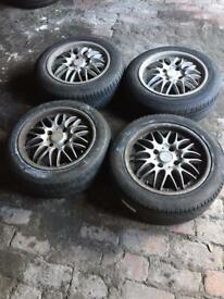 Cheap alloys 4x100