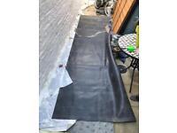Firestone heavy duty 1.5mm EPDM membrane roofing waterproof 4.1 x 1m