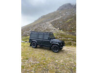 2003 Land Rover Defender TD5 110 XS - 9 Seater