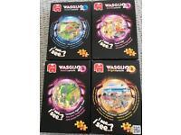 Set of 4 Wasgij puzzles