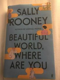 Beautiful World, Where Are You? Sally Rooney