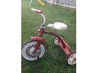 Vintage children bike
