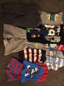 Boys clothing bundle size 18-24 months