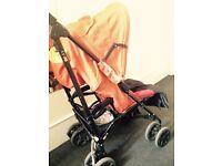 Inglessina light 'umbrella' stroller
