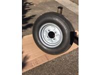 Trailer Spare Wheel -***NEW***