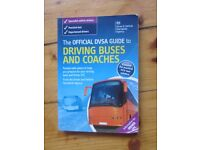 DRIVING BUSES AND COACHES BOOK