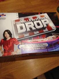 Million Pound Drop board game