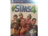 The sims ps4
