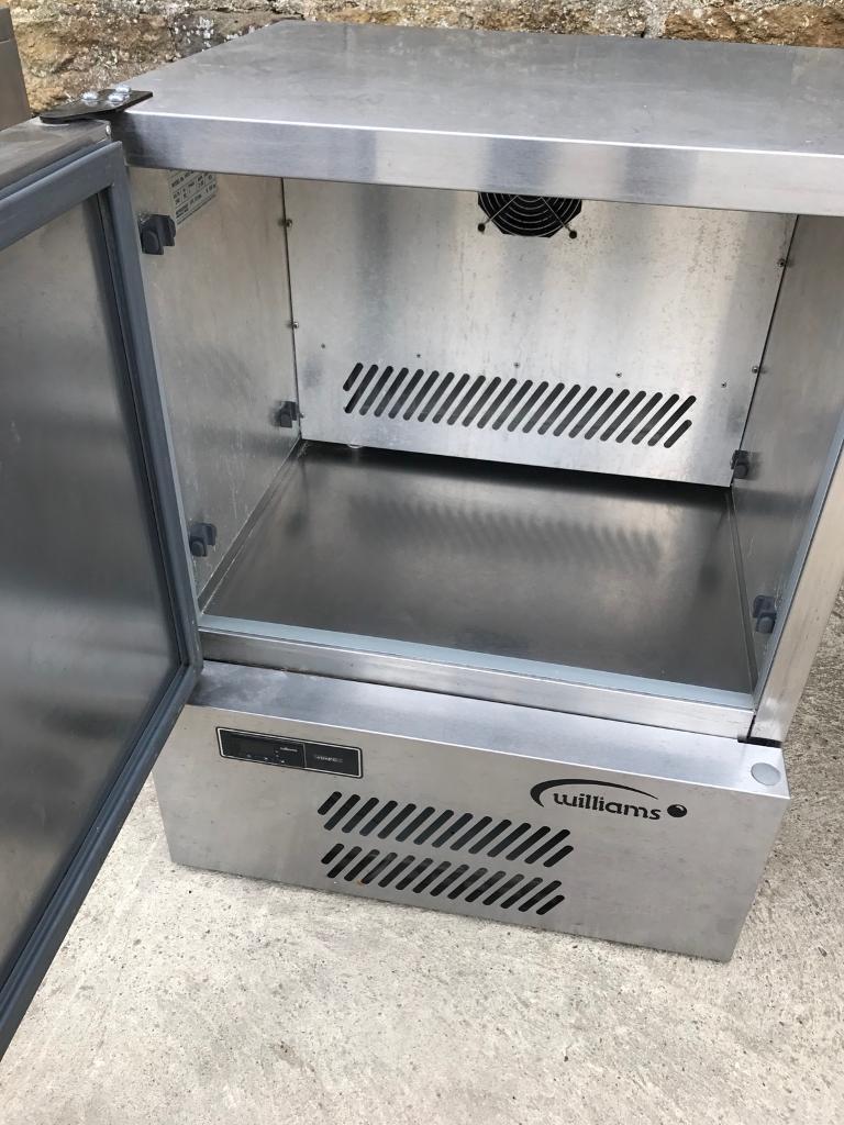 Undercounter Williams fridges
