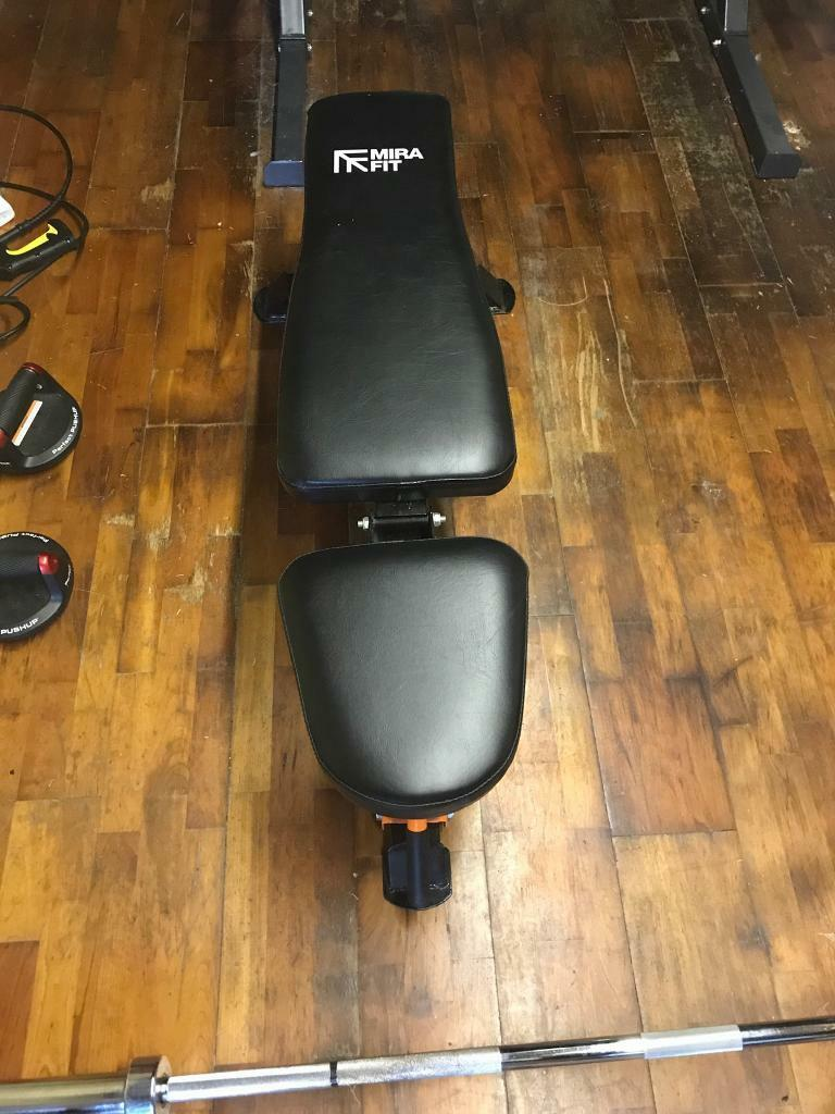 Weights Benchin Bedford, BedfordshireGumtree - Weight bench great condition perfect for all movement because of the adjustments