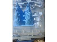 Disney frozen ice lolly moulds